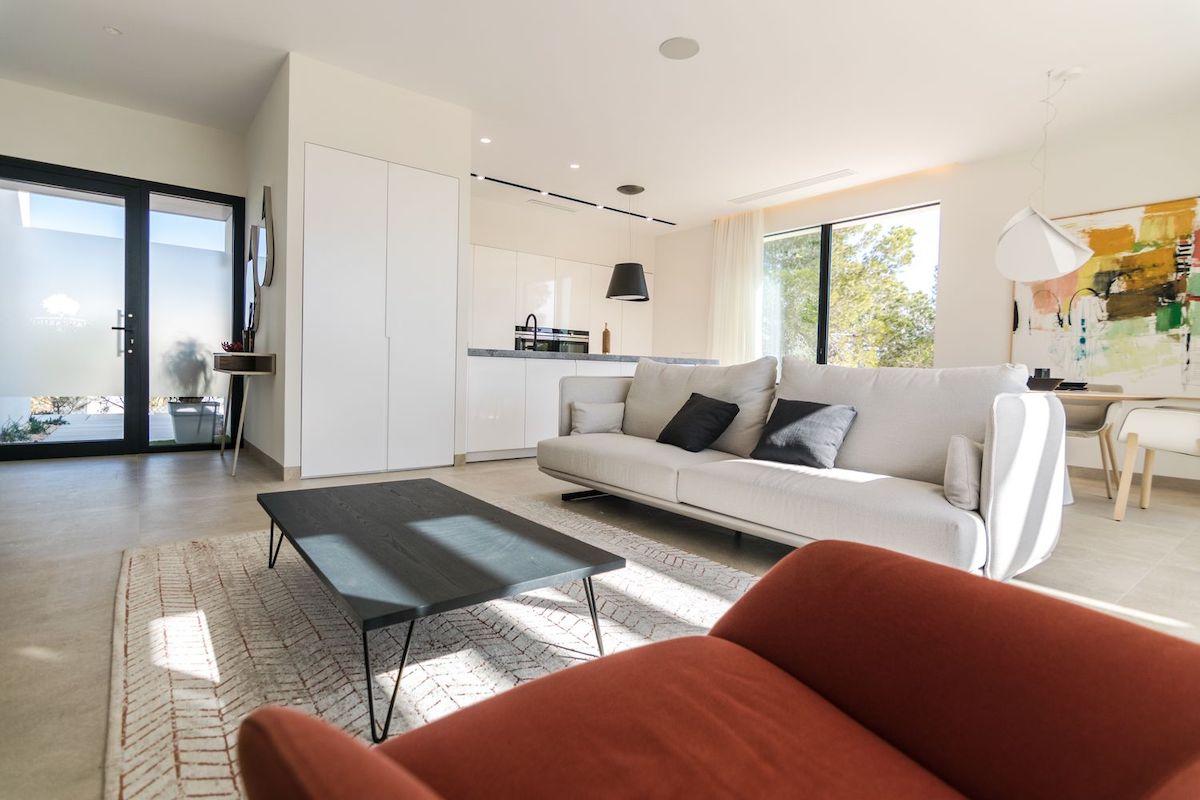 Mandarino 3 bedroom Villas on Las Colinas Golf and Country Club