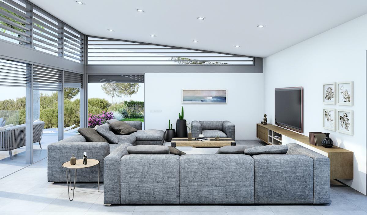 3 Bedroom Mimosa Villa on Las Colinas Golf and Country Club